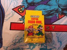 Need a bandage? Here's some Mario and Luigi ones! http://goo.gl/9NJBSA  #supermario #luigi #mario #nintendo #nes