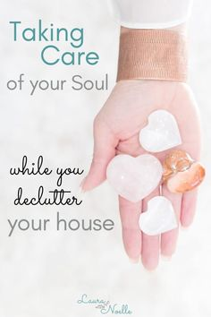 Here's how taking care of your soul while you declutter your house reduces burnout and improves consistency Baking Soda Drain Cleaner, Living Simple Life, Minimalist Parenting, Baking Soda Uses, Your Soul, Declutter Your Home, Blow Your Mind, Planner Organization, Organizing Tips