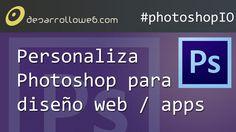 Photoshop hoy en el workflow del diseñador Web / Apps #photoshopIO: http://www.desarrolloweb.com/en-directo/photoshop-workflow-disenador-web-apps-photoshopio-8583.html