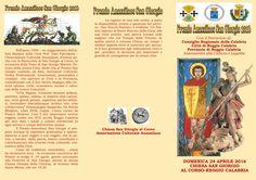 Domenica il Premio San Giorgio dell'Anassilaos: clicca qui