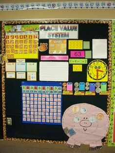 Daily Five Math examples. my next project! I want to do this for math in classroom this year! Daily Five Math, Daily 5, Elementary Math, Kindergarten Math, Fun Math, Math Activities, Math Meeting, Math Wall, Math Centers