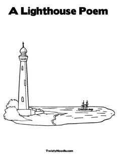 Lighthouse keepers lunch coloring book pages ~ 552 Best Lighthouse Fun for Kids! images in 2019   Light ...
