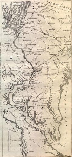 Potomac River, 1861
