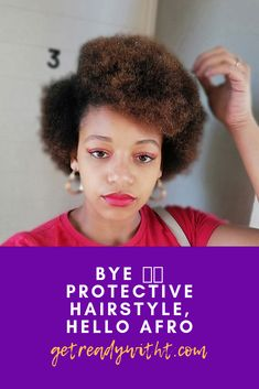 Hello Gorgeous Afro When should you put your hair in a protective style and when should you let it b Hair Trap, Deep Conditioner, Plait, Hair Care Tips, Hello Gorgeous, Protective Styles, Hair Hacks, Afro, Your Hair