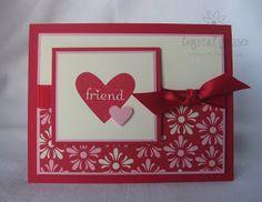 Crafting & Rambling: Friend Love