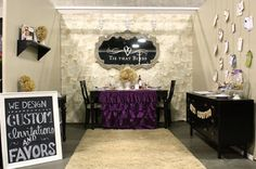 Tradeshow season is quickly approaching and I want you to be prepared! The best way to do so is to pull inspiration from real life booth examples. This bridal expo booth display (shown above) was a collaboration of Amada of Joy Ever After and Mekala of Tie That Binds. Joy brought her experience in set …