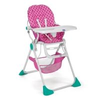 Chaise haute Chicco Pocket Lunch Dragon Fruit
