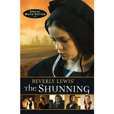 Beverly Lewis' The Shunning Heritage of Lancaster County Series, Book 1 by Beverly Lewis Christian Fiction Books, Christian Movies, Good Books, Books To Read, My Books, Reading Books, Guided Reading, Beverly Lewis, Amish Books