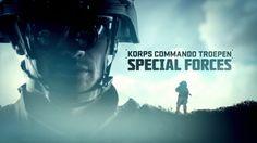 Korps Commando Troepen: Special Forces - Leader design in opdracht van KiemMedia voor National Geographic  Website: http://www.studiominsk.nl