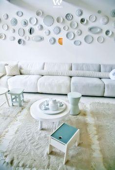 DIY: Idee zum maritimen Einrichten | Wohnzimmer farbe, Wohnideen ...