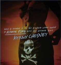 Kenny Chesney Announces New Single, 'Pirate Flag' Like Us on Facebook @ http://Facebook.com/ChesneyOnline and Follow Us on Twitter @ http://Twitter.com/ChesneyOnline