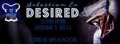 I Heart YA Books: Cover Reveal & Giveaway for 'Desired (Onyx Club #4...