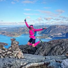Take a hiking tour in the beautiful nature in the Stavanger region this autumn Thank you for the picture :) Hiking Tours, Visit Norway, Stavanger, Snow White, Disney Characters, Fictional Characters, Take That, Autumn, Disney Princess