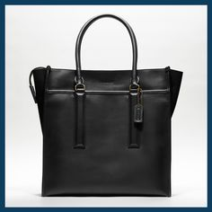 Legacy Leather Tote
