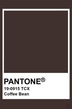 Paleta Pantone, Pantone Tcx, Pantone Swatches, Color Swatches, Pantone Color Chart, Pantone Colour Palettes, Colour Pallette, Colour Schemes, Brown Pantone