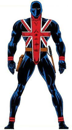 Union Jack Marvel Comics, Marvel And Dc Superheroes, Marvel And Dc Characters, Marvel Villains, Marvel Vs, Marvel Heroes, Comic Books Art, Comic Art, Manga Anime