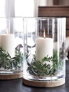 Beautiful Minimal Holiday Decor Idea (26)