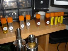 Dr. Liquid's Liquids im Test beim Dampfer Board: @Joerg65 vom Dampfer-Board.de testet meine Liquids.