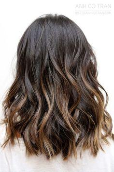 De nieuwste haarkleur trend: FOILYAGE