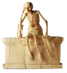memento mori from the 16th century