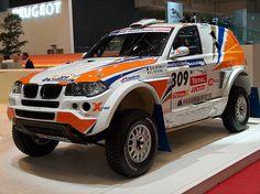 BMW X3 Dakar