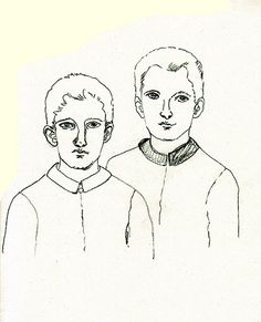 Zwei Brüder by Inky's Journal