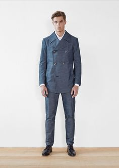 FRENN creates laid-back, tailored menswear to keep you looking sharp through all the quirks of real life. FRENN is designed in Helsinki and responsibly hand-manufactured in Finland and Estonia. Spring Summer 2016, Summer Wear, Pin Man, Mens Fashion 2018, Ss16, Suit Jacket, Product Launch, Menswear, Archipelago