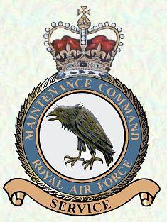 My Dad's RAF Command - RAF Maintenance Command