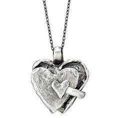 I Am Loved Sterling Silver Locket