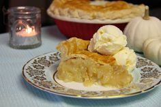 Mennonite Girls Can Cook: Apple Pie