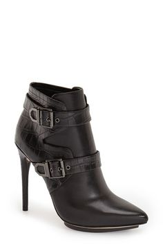 BCBGMAXAZRIA 'Kada' Pointy Toe Bootie (Women) available at #Nordstrom