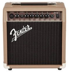Fender Acoustasonic - 15W Acoustic Guitar Amp