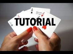 How to Do the 4 Ace Trick | Card Magic Tricks Revealed | Xavier Perret - YouTube