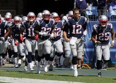 Patriots vs Titans
