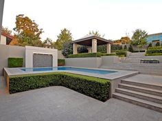 Cabanas Pools And Decking On Pinterest