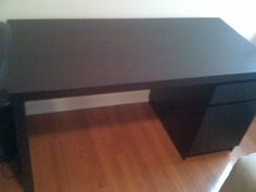 ikea Malm Desk assembled by Furniture Assembly Experts company in Washington DC