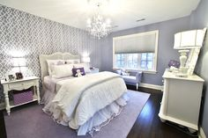 RoomReveal - Beautiful Girls Bedroom by Jennifer Backstein