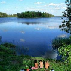 Adamovas Lake. 7km from Rezekne