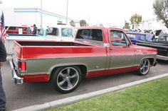 custom 87 chevy | The 1973-87 Chevy C-10 trucks are unstoppable right now, and CPP has ...