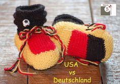 USA vs Germany