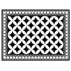 Floor Patterns, Tile Patterns, Fabric Patterns, Decoration Design, Decoration Table, Centerpiece Table, Design Your Kitchen, Bee Art, Style Tile