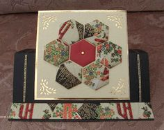 Crafty Sparrow: July 3rd - Japanese Paper Quilting