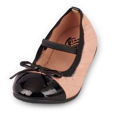 Prima Quilted Ballet Flats
