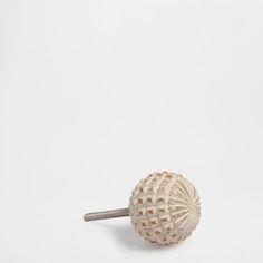 Pomello Legno (Set da 2) - Pomelli - Decorazione | Zara Home Italia