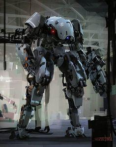 16 ideas alien robot concept art ideas for 2019 Arte Ninja, Arte Robot, Robot Concept Art, Armor Concept, Alien Concept, Armadura Sci Fi, Robot Militar, Military Robot, Military News