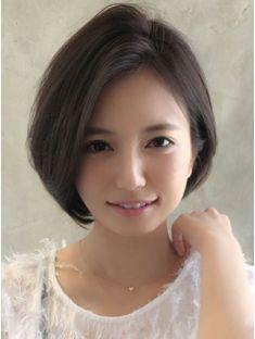 【RUVUA】山田信夫 大人かわいい 小顔ショートボブワンカール