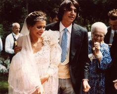 Il matrimonio di Margherita Maccapani Missoni e Eugenio Amos