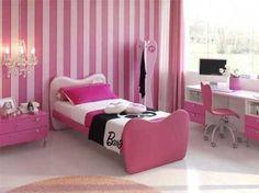 Camerette rosa - Come arredare con il rosa la stanza delle ragazze