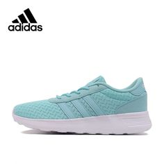 72.38$  Buy now - http://ali8es.shopchina.info/1/go.php?t=32815554905 - Authentic New Arrival 2017 Adidas NEO Label LITE RACER w Women's Skateboarding Shoes Sneakers  #buyonline