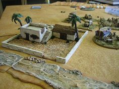 Image result for desert terrain ww2